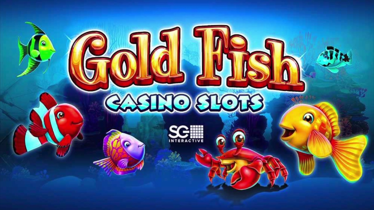 gold fish casino slot
